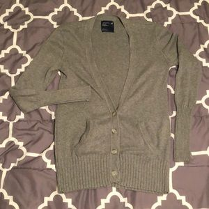 American Eagle Oversized Cardigan